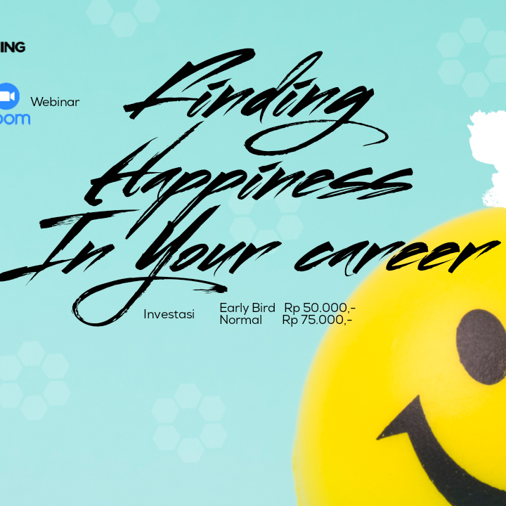 Webinar Finding Happiness in Your Career